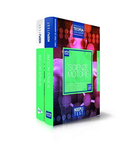 Hoepli Test. Scienze motorie. Box: manuale di teoria con esempi-Esercizi e simulazioni. Per i test di ammissione