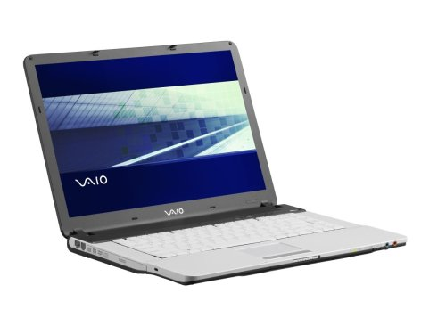 Sony Vaio -FS315H39,1 cm (15,4 Zoll) WXGA Laptop (Intel Centrino 1,73 GHz, 1GB RAM, 100GB HDD, DVD+-RW DL, Go6400, XP Home)