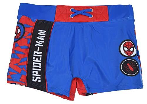 Marvel Spiderman ragazzi Nuoto Trunks Navy Per Unisex Bambini Blu Navy 3 anni