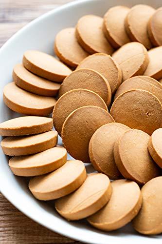 おからクッキー60枚(個包装) グルテンフリー 砂糖・小麦粉不使用 おから100%クッキー 訳あり おからパウダー使用 低糖質 エリスリトール オリゴ糖配合 (60枚入り)