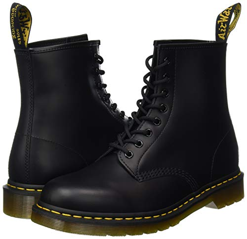 Dr. Martens 1460 Original, Unisex Adults' Boots, Black(Black 001), 9 UK (43 EU)