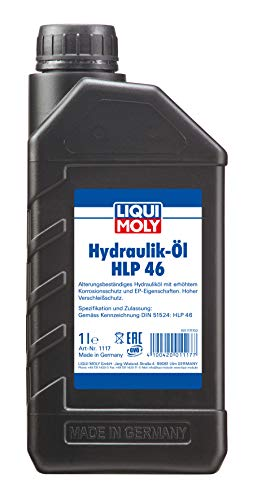 Liqui Moly 1117 Aceite Hidráulico HLP 46, 1 L