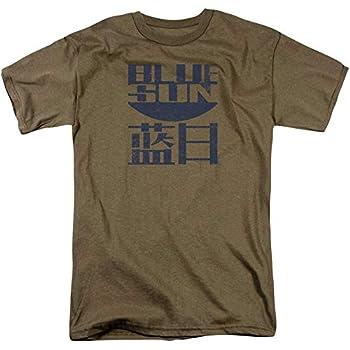 Firefly- Blue Sun Logo T-Shirt Size XL