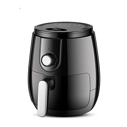 DCSD Multifunctional Air Fryer, Stainless Steel, 3.5 Liter Large Capacity Removable Non-Stick Coated Basket, Built-in One-Touch Touch Screen Adjustable Time and Temperature