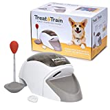 PetSafe, Treat and Train Remote Reward Dog Trainer, Interactive Training Treat Dispenser for Pets, Manners Minder, Remote Control Training