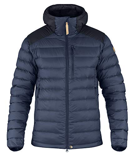 Fjallraven Herren Keb Touring Down Jacket M Sport, Storm-Night Sky, L