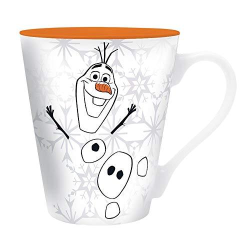 Die Eiskönigen - Tasse - Frozen 2 - Schneemann Olaf - Geschenkbox