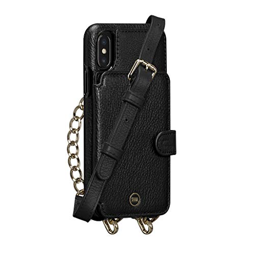 Sena Kyla Crossbody Snap On Cell Phone Case for iPhone XS Max -...