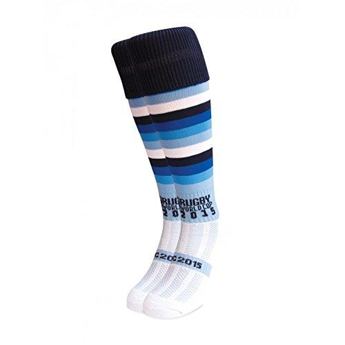 WackySox RWC 2015 Rugby Heritage Socks (X Large 12-14) -WackySox