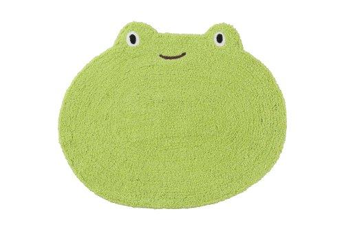 ZakkaUK Mammifère Animal Tapis de Sol – Grenouille Vert à partir Japon