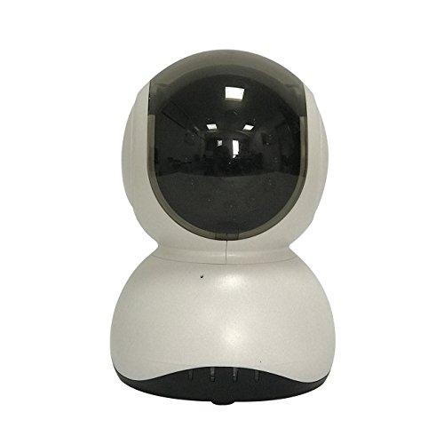 Dome Kamera Panorama/WiFi Kamera Pro / ¨¹berwachungskamera Mit Bewegun Elder/Sicherheitskamera Set/IP Kamera mit LAN & WLAN HKJS91, Unterst¨¹Tzung Nachtsicht/Baby, Haustier