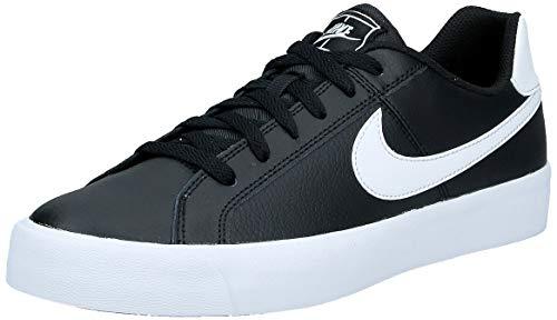 Nike Court Royale AC, Zapatillas de Correr Hombre, Negro...