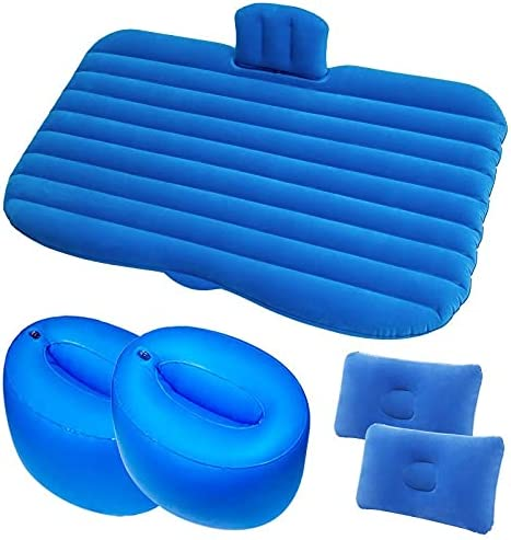 Max 84% ! Super beauty product restock quality top! OFF TiffyDance SUV Air Mattress - Car Seat Bed Back 2 with