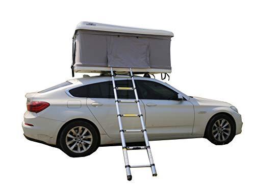 Outdoor Dachzelt Abs Hard Shell Zelt Doppelschicht Einschichtige Umwelt Gesundheit Selbstfahrende Camping Zelt