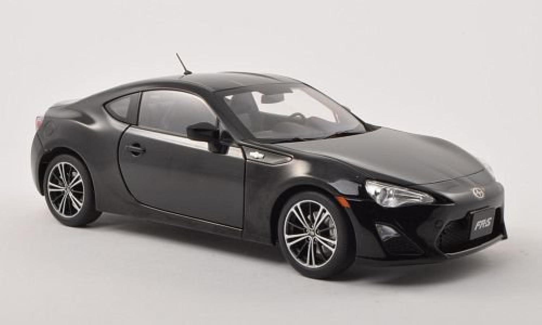 Scion FR-S, schwarz , 2012, Modellauto, Fertigmodell, AUTOart 1 18