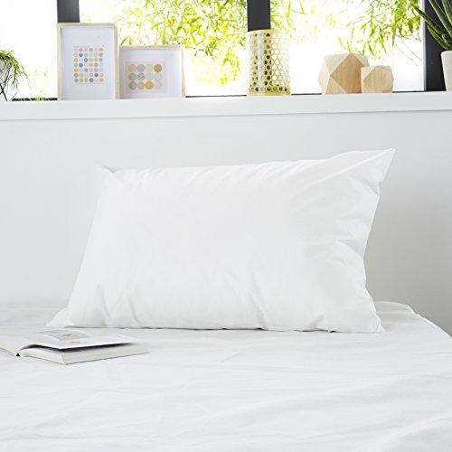 Sweetnight - Protège Oreiller Allergostop® 50x70 cm | Anti Punaises de Lits et Anti Acariens | Sans traitement chimique | Zip de Fermeture