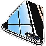 CASEKOO iPhone SE ケース [第2世代] iPhone8 ケース iPhone7ケース クリア 米軍MIL規格取得 耐衝撃 四隅滑り止め ワイヤレス充電対応 アイフォンSE/8/7ケース 4.7インチ (2020最新型)