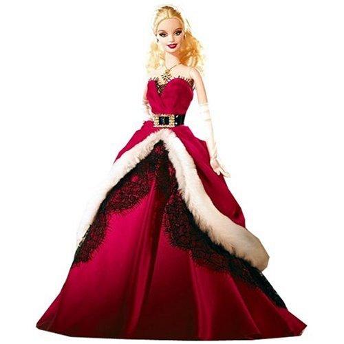 Barbie Collectibles K7958 Barbie Magia delle Feste 2007