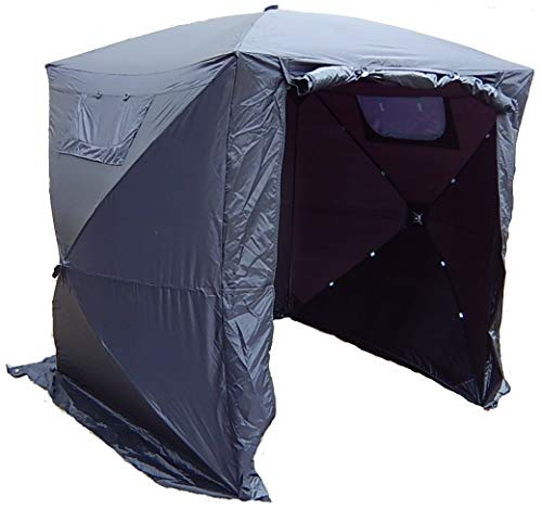 Zelt schwarz, Eventzelt schwarz, Pop up Zelt schwarz, Bestattungszelt, Faltzelt schwarz