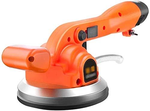 Nivelador de azulejos,Herramienta de vibración para baldosas, baldosa para baldosas 12V, máquina para embaldosar |Vibración impermeable de alta frecuencia (12000r/min) |Colocación automática de