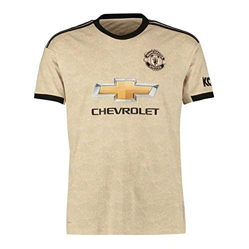 Manchester United Football Home Jersey Shirt Tee Top 2018 19 à manches longues pour homme
