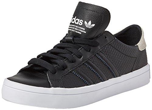 adidas Courtvantage W, Scarpe da Corsa Donna, Multicolore (Core Black/Core Black/Ftwr White), 40 EU