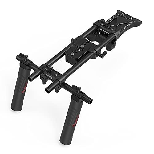 SMALLRIG Universal Basic Camera Shoulder Mount Kit for DSLR, Mirrorless, and Small Camera Shoulder Rig - 2896