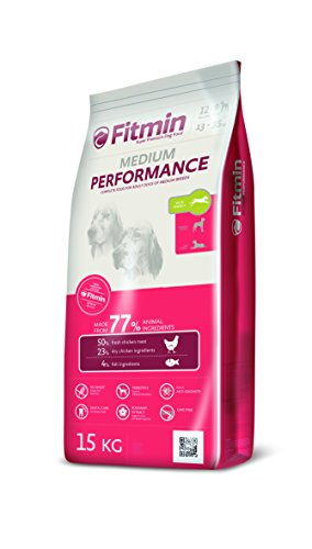 Fitmin Dog medium Performance, 1er Pack (1 x 15 kg)