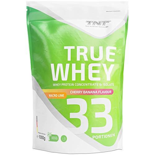 Whey Protein Isolate & Konzentrat Pulver –...