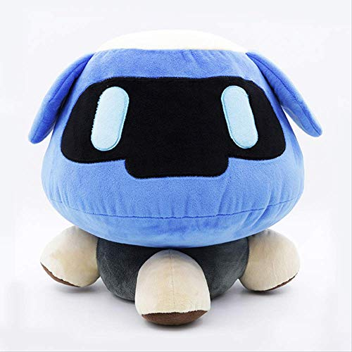 Gtrjin Reloj Pioneer Game Plush Toy 30 * 30 Cm, Al