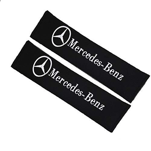VILLSION 2Pack Auto Gurtpolster Sicherheitsgurt Bügel Gurtschutz, Weiche Baumwolle Schützen Sie Ihren Hals und Schulter