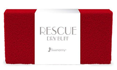 Rescue Dry Buffer Pedi-Scrub Foot Buffer