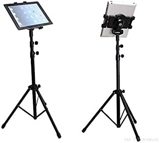 Jeija Multi-Directional Tablet Tripod 7 to 10 Inches Adjustable Stand Maximum Height 1.2 m 360° Rotating 3 Adjustable Leg...