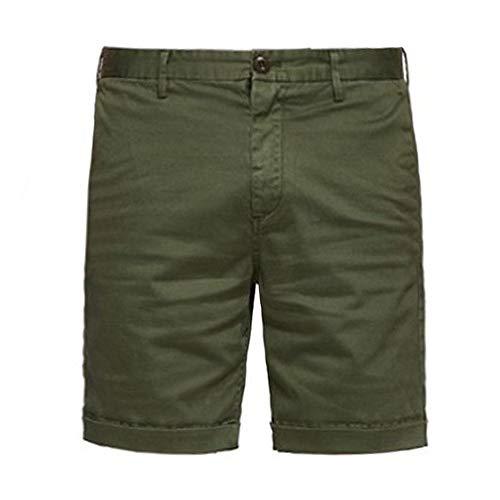 REPLAY Chino Verde Shorts Green 34