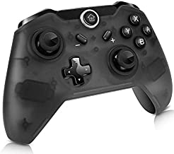 Wireless gamepad controller for Nintendo Switch works with Firmware 5.x