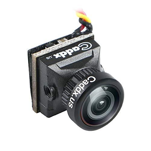 Caddx Mini FPV Camera EOS2 Turbo EOS2 4:3 1200TVL 2.1mm FOV 160 Degree 1/3 CMOS NTSC for FPV Quadcopter Racing Drone by Crazepony