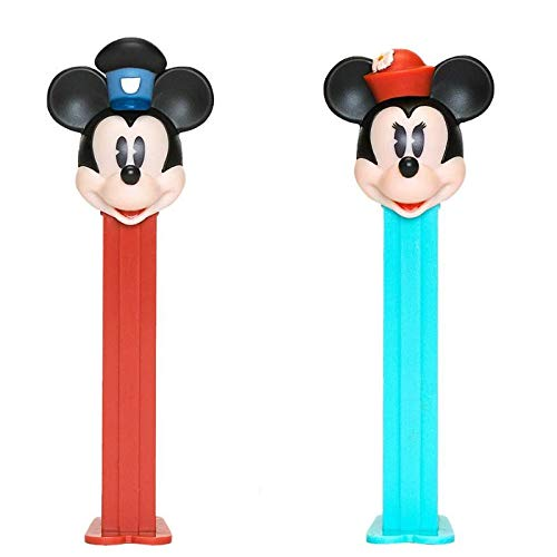 Mickey Mouse New products, world's highest quality popular! Vintage and Minnie EXTRA Bargain sale With 3 Candy