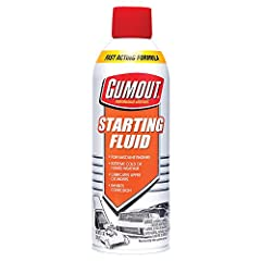 For gasoline engines For fast, smooth starting in all weather conditions including extreme cold or humid weather Lubricates upper cylinders Inhibits corrosion