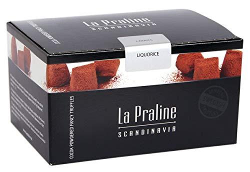 La Praline Gothenburg - Schokoladen Pralinen mit Lakritz (200 g)