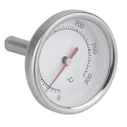 #N/V Instant Read Craft Termómetro de cocina de acero inoxidable para cocinar alimentos, café, leche, espumoso, termómetro práctico de cocina