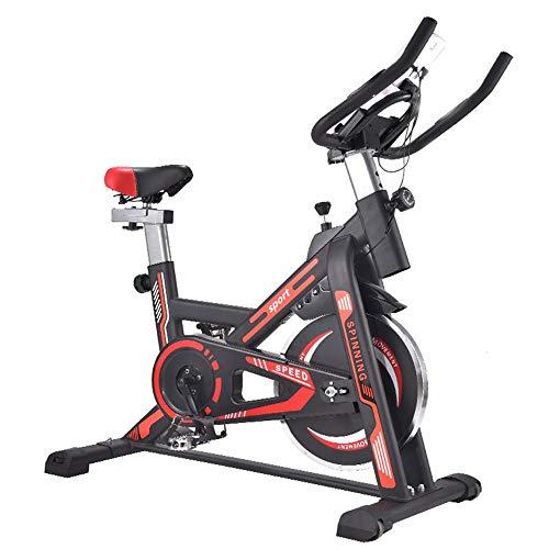 Bicicleta de ejercicio, Ajuste de la resistencia vertical bicicleta estática de Paz Inicio Deportes de bicicleta de ejercicios Rotary es adecuado Disfrutando de la experiencia del gimnasio en casa