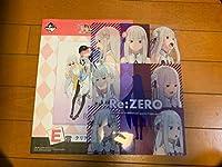 一番くじ Re:ゼロから始める異世界生活 物語は、To be continued E賞 クリアアート 5 Re:ゼロから始める異世界生活商品