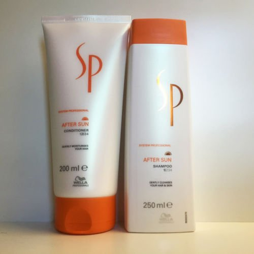 Wella SP After Sun Shampoo 250 ml & CONDITIONER 200 ml Duo