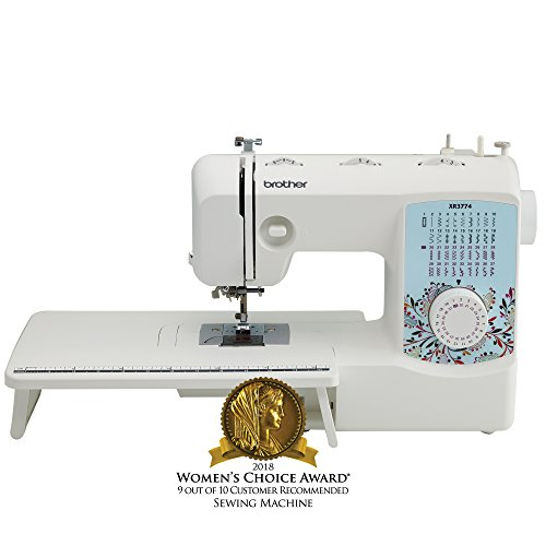 Brother XR3774 Full-Featured Quilting Machine with 37 Stitches