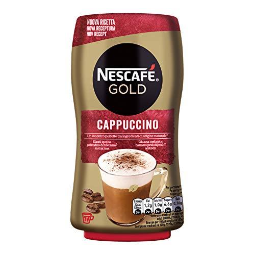 Nescafé Gold Preparato Solubile per Cappuccino, Barattolo, 250 g - Lotto di 3