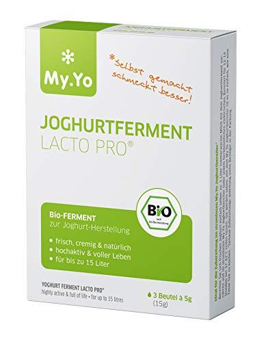 My.Yo Bio Joghurtferment + Bifidobakterien, 3x5g