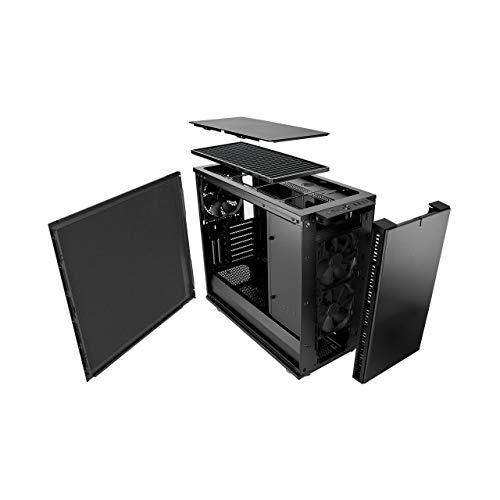 Build My PC, PC Builder, Fractal Design FD-CA-DEF-R6C-BKO