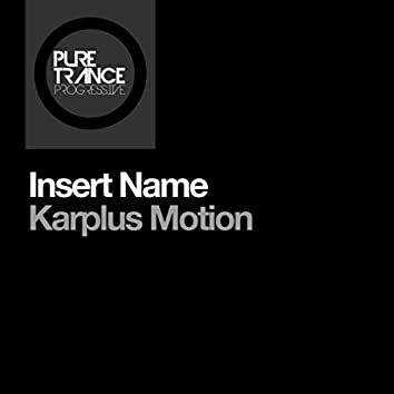 Karplus Motion