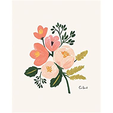 Rifle Paper Botanical Print - Rose