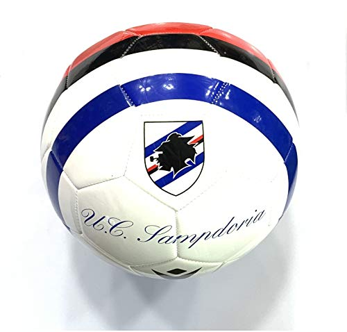 U.C. Sampdoria Pallone Macron 2020/2021, Bianco, Size 5